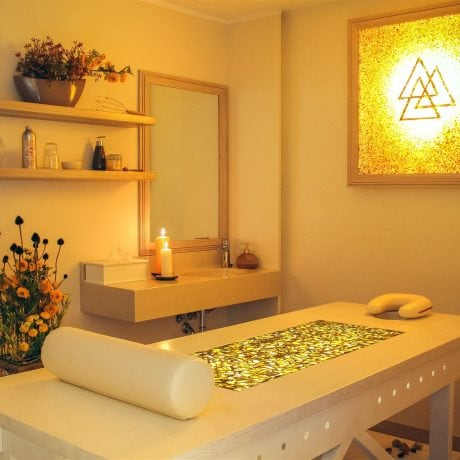 Amber SPA Massage Room