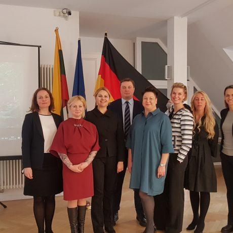 Berlyne pristatytos Lietuvos sanatorinio ir SPA turizmo galimybės