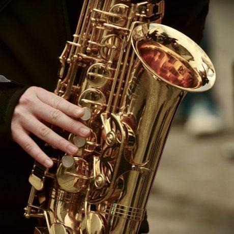 Saksofono muzikos vakaras