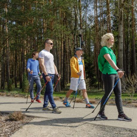 Walking towards healthier future!