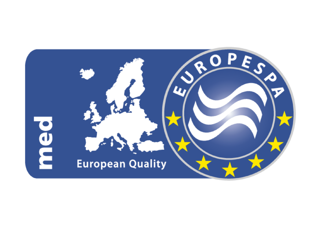 Eglės sanatorija obtained Europespa Med certificat