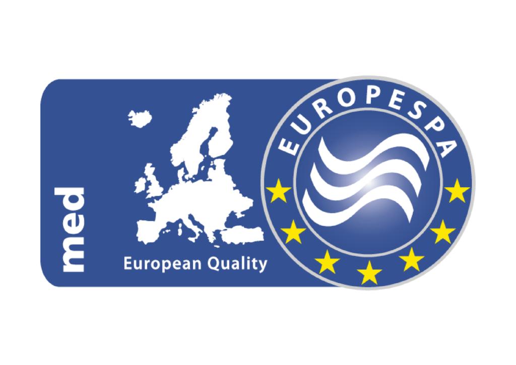 Egles sanatorija gavo Europespa Med
