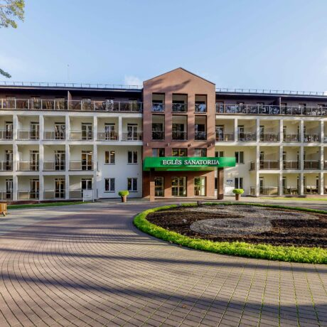 Currently, Medical SPA Eglės sanatorija does not provide services