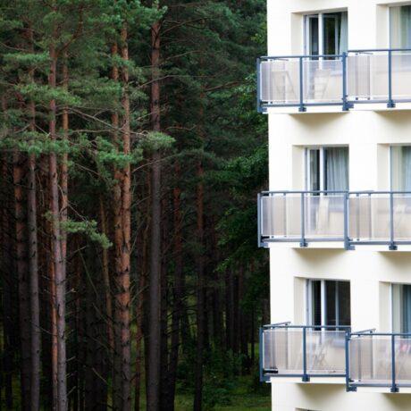 ЧЗВ: как организована деятельность в санатории «Eglės sanatorijа» с 7 ноября?