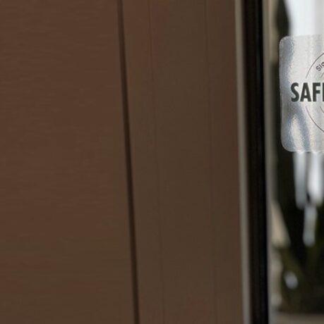 """""""Eglės sanatorijai"""" suteiktas saugaus ir švaraus svetingumo ženklas SAFE&CLEAN"""